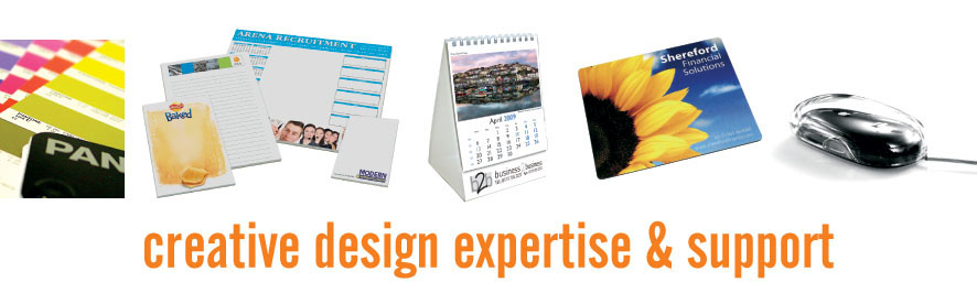 The Publicity Centre - Creative logo, banner and print designs and support